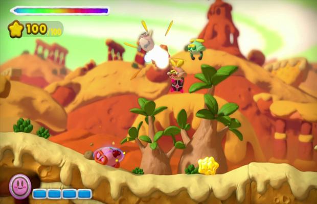 Guide pour Kirby et Le Pinceau Arc-En-Ciel
