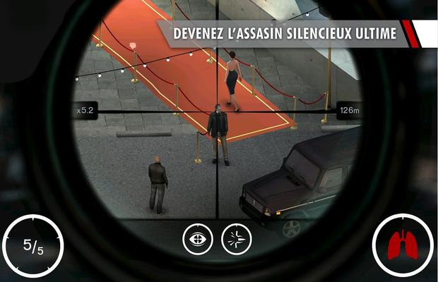 Solution pour Hitman Sniper