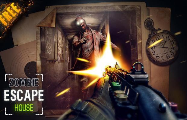 Solution pour Maison Zombie Evasion