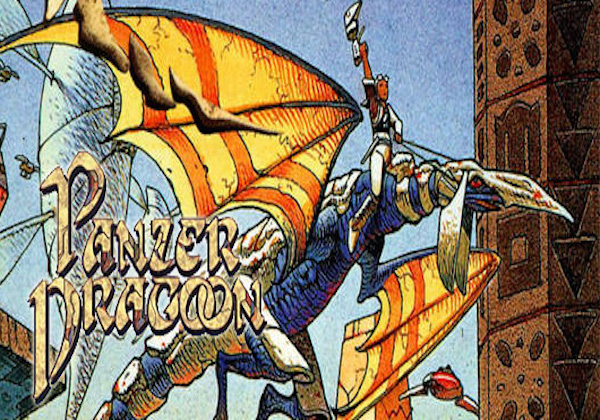 Read more about the article Retro: Solutions de Panzer Dragoon