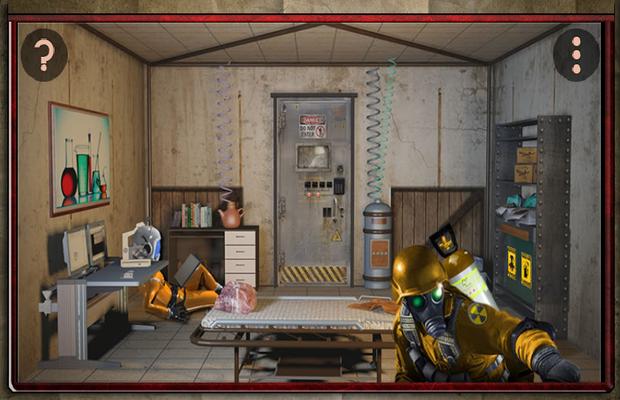 solution pour Escape the Room Plague 2
