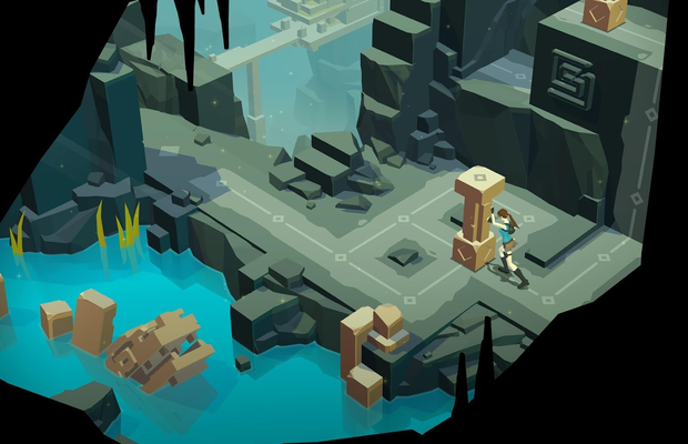 Solution pour Lara Croft GO