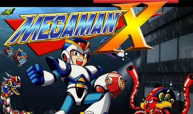 Rétro: Solutions de Mega Man X