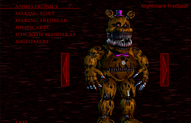 solution pour Five Nights at Freddy's 4