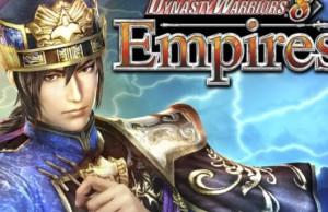 Solutions de Dynasty Warriors 8 Empires