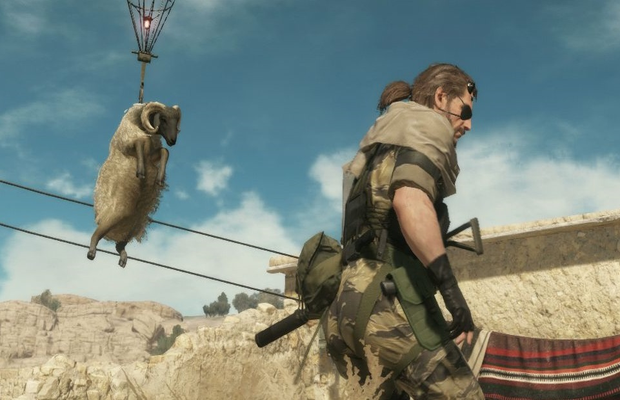 Solution Metal Gear Solid V The Phantom Pain 1
