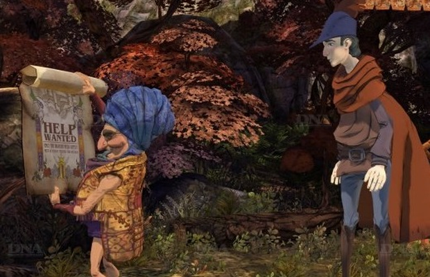 Solution pour King's Quest 2