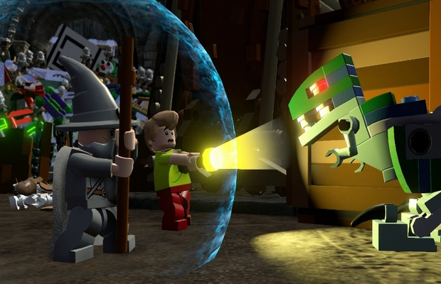 Solution pour LEGO Dimensions a