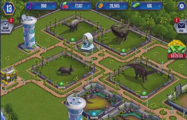 Trucs et astuces pour Jurassic World The Game a