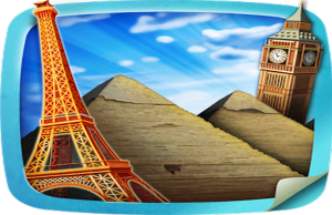 Solution pour World Wonders Escape