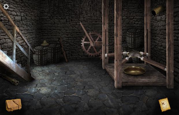 solution pour Château de l'épine noire