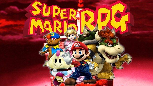 Rétro: Solutions de Super Mario RPG