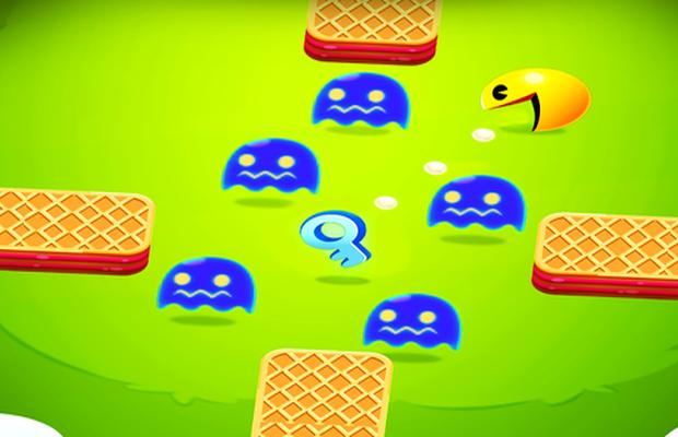 Solution pour Pac-Man Bounce