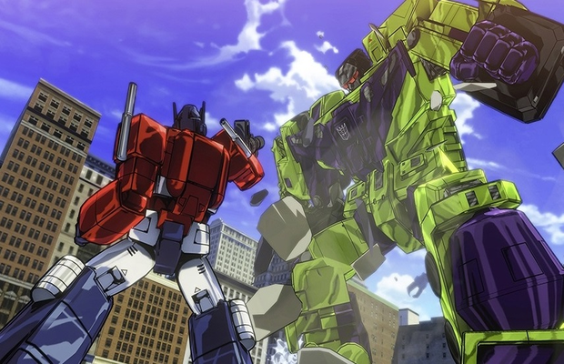 Solution pour TRANSFORMERS Devastation