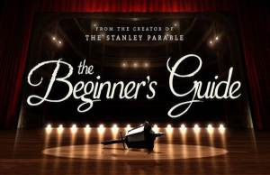 Solution pour The Beginner's Guide