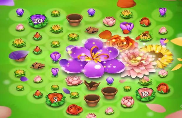 Solution pour Blossom Blast Saga