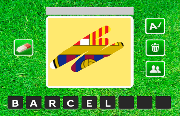 Réponses pour Grattez club de football logo c