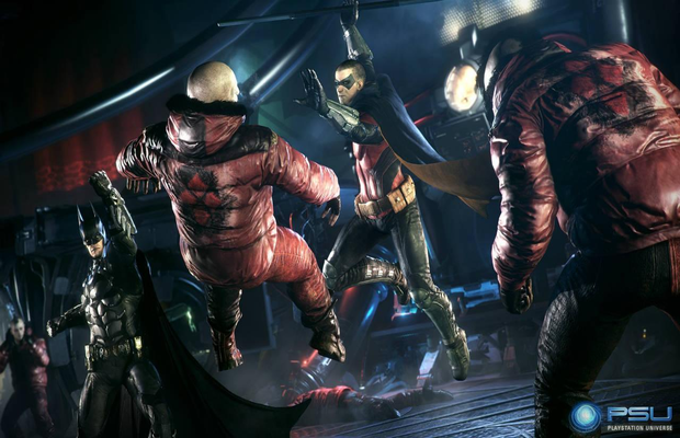 Solution de tous les DLC de Batman Arkham Knight b