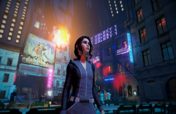 Solution pour Dreamfall Chapters b