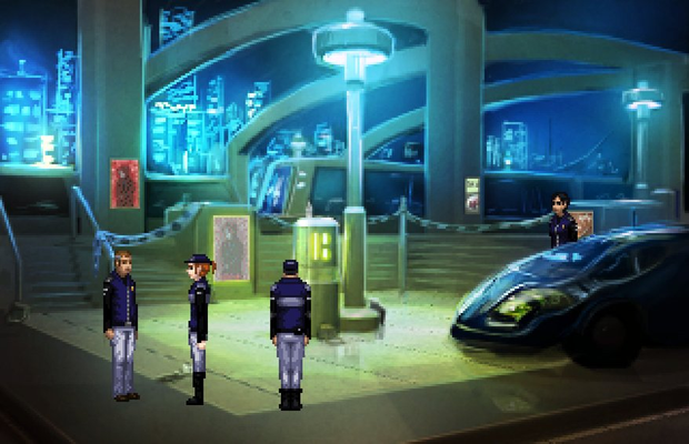 Solution pour Technobabylon b