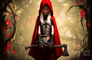 Solution pour Woolfe The Red Hood Diaries