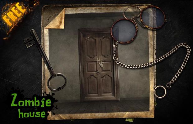 Solution pour Zombie house escape 2