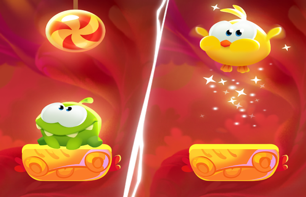 Solution pour Cut the rope Magic b