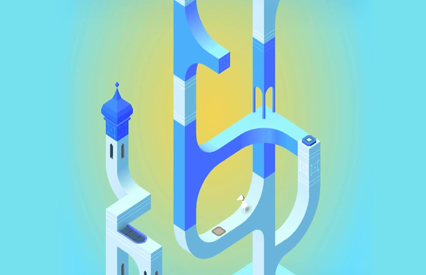 Solution pour Monument Valley Ida's Dream b