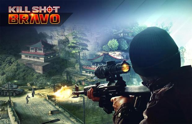 solution pour Kill Shot Bravo b