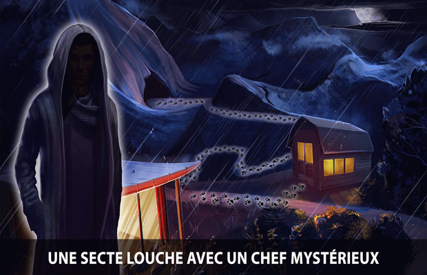 Solution pour Adventure Escape Cult Mystery b