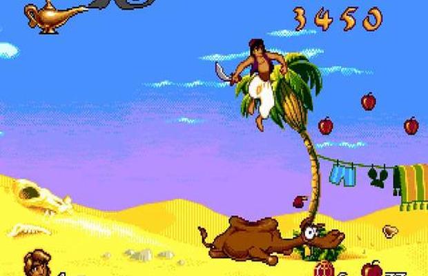 Solution pour Aladdin sur Mega Drive b