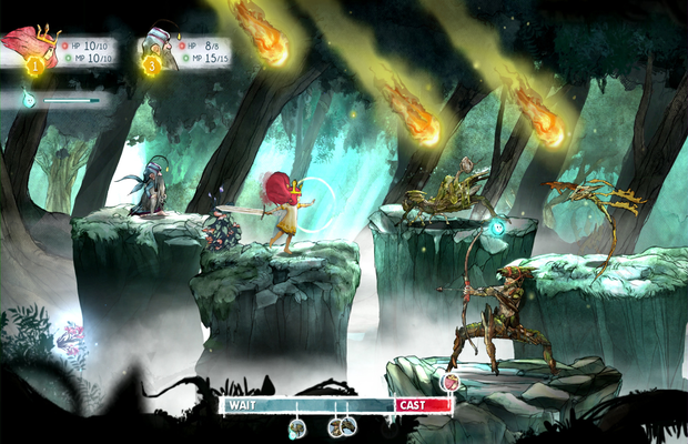 Solution pour Child of Light b