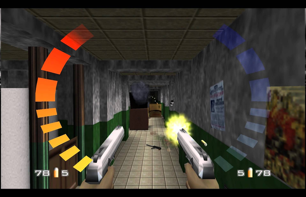 Solution pour Golden Eye sur N64 b