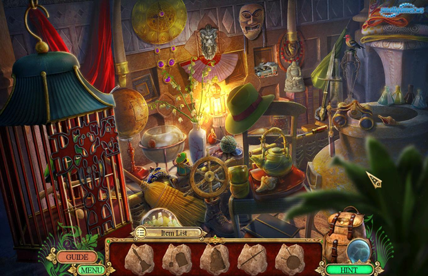 Solution pour Hidden Expedition 10 The Fountain of Youth b