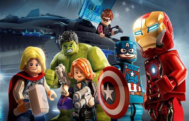 Solution pour lego marvel 39 s avengers - Jeux de lego avengers gratuit ...