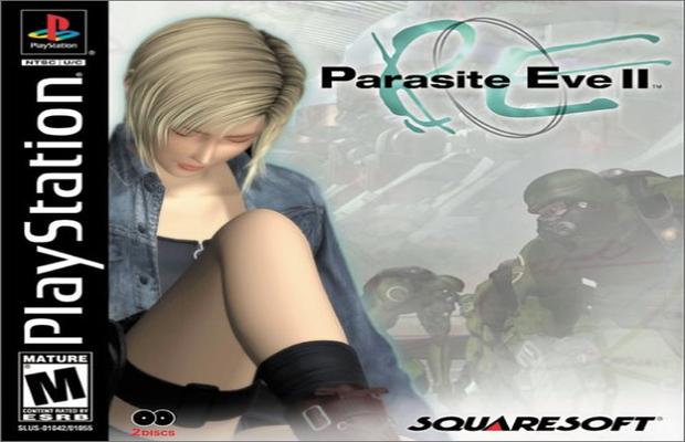 Rétro: Solution pour Parasite Eve