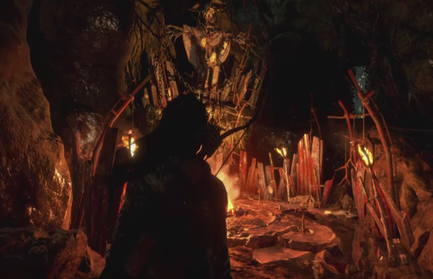 Solution pour Rise Of The Tomb Raider Baba Yaga b