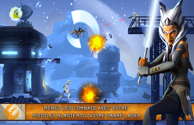 Solution pour Star Wars Rebels Recon Missions b