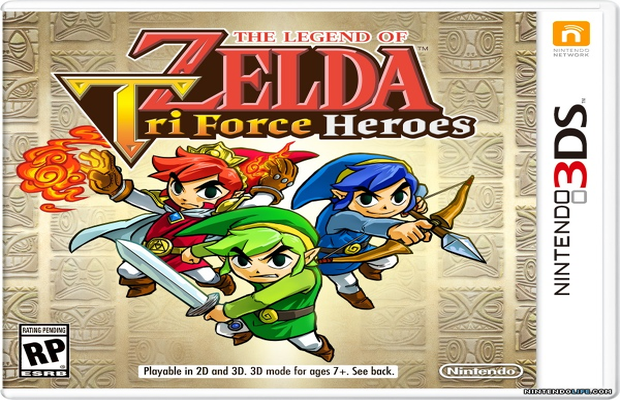 Read more about the article Solution pour The Legend of Zelda Triforce Heroes