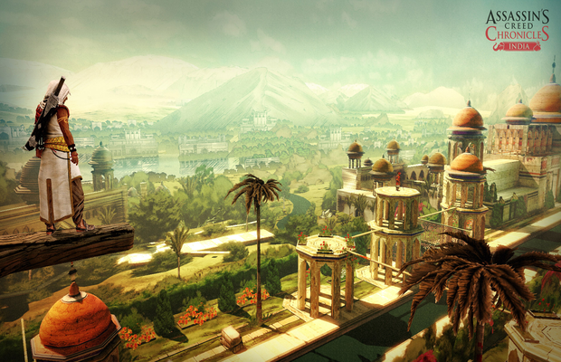 solution pour Assassin's Creed Chronicles India b