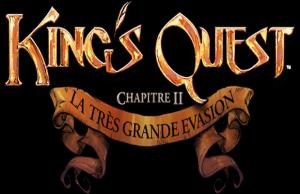 Solution pour King's Quest Chapitre 2