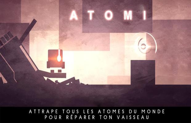 Solution pour Atomi b