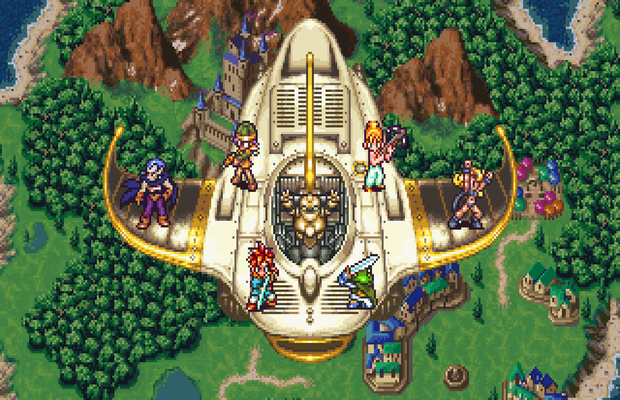 Solution pour Chrono Trigger b
