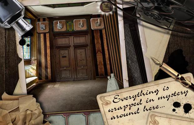 Solution pour Escape The Mansion 2 b