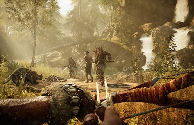Solution pour Far Cry Primal b