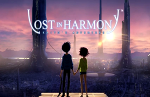 Solution pour Lost in Harmony