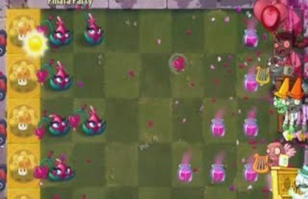 Solution pour le mode Cervellentin de Plants vs Zombies 2 b