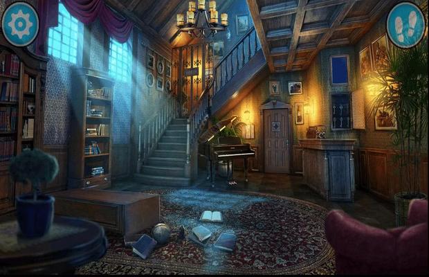 Solution pour Escape The Ghost Town 2 b