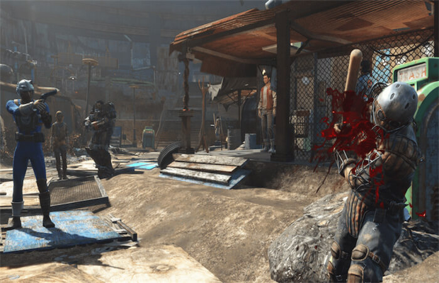 Solution pour Fallout 4 Automatron b