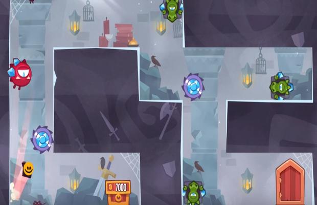 Solution pour King Of Thieves Niveau 81 à 112